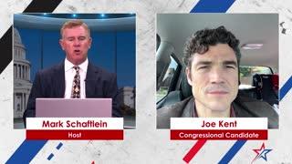 Joe Kent Candidate (WA-03) for U.S. Congress | Schaftlein Report