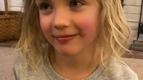 Sibling Kids Show Off Their Winking Skills