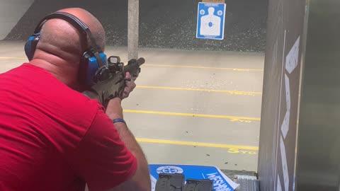 My new semi automatic shotgun