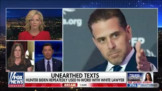 Texts Reveal Hunter Biden Using N-Word Repeatedly