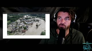 Watch the Water -- Biblical Flooding All Over Europe