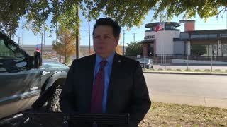 San Antonio ELECTION FRAUD PRESSER Women arrested