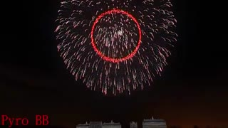 Top 5 Most Beautiful Fireworks