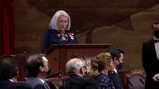 Canada's first indigenous governor general sworn-in