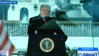 President Trump defines what a patriot is