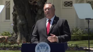 """Mike Pompeo: """"Communist China Is Already Within Our Borders"""""""