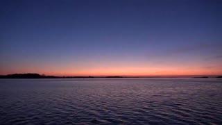 Timelapse - Piney Point, MD - SUNRISE - NO SOUND - 30 Seconds