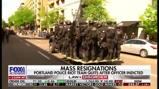 What Happens In Portland Now That The Riot Squad Resigned?