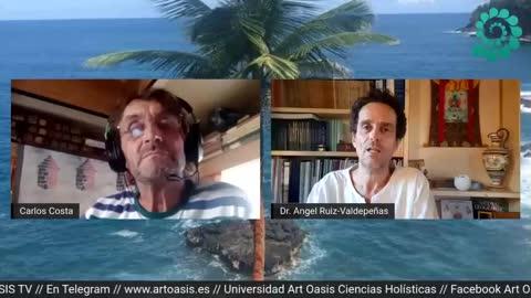 Dr. Angel Ruiz-Valdepeñas, conversaciones