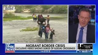 Greg Gutfeld flames Democrats on the border