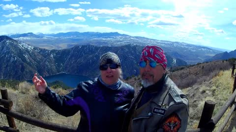 Part 2 Ride To Hermit's Rest/Morrow Lake in Western Colorado 04-12-20