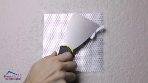 DIY - Fixing a Medium Drywall Hole