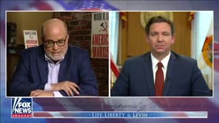 Ron DeSantis believes border crisis is 'intentional policy'