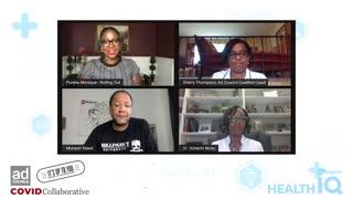 """Addressing Hesitancy in the Black Community"