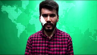 Afghan journalists say they were beaten by Taliban