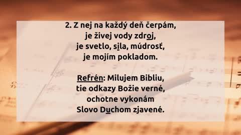 Milujem Bibliu