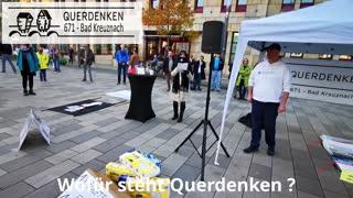 Querdenken Bad Kreuznach 31.10.2020 Wo für ?