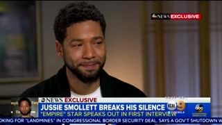 Local station on Jussie Smollett findings