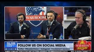 """It's a Sham, a Farce"" - Steve Bannon Mocks Joe Biden's Measly Crowd at CNN Town Hall"
