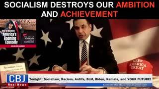 Socialism Destroys Our Ambition and Achievement!