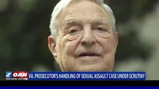 Va. prosecutor's handling of sexual assault case under scrutiny