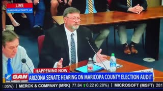 Arizona Senate - Maricopa County Audit Update Highlights