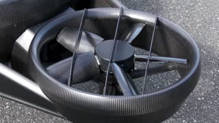 Japan startup unveils $680,000 hoverbike