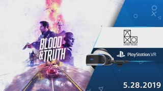 Blood & Truth - PSVR Gameplay Trailer