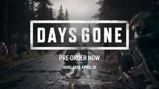 Days Gone - Preview Accolades Video