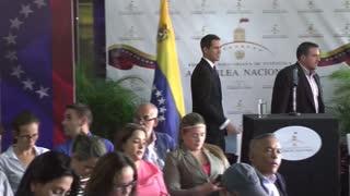 Ante el repudio, Maduro juró como presidente