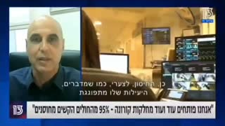 Israel's Top Respiratory Doctor Blows Whistle on Vaccine Effectiveness
