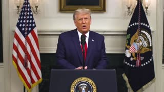 The most important speech President Trump has ever made