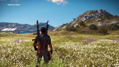 Just Cause 3 Demo Gameplay part 35 Sirocco Sud : Guardia Sirocco II Liberation