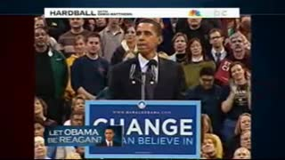 "Chris Matthews reveals he gets a ""thrill"" when Obama speaks"