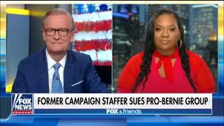 Fired Bernie Sanders staffer claims racial discrimination