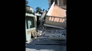 7.2 MAGNITUDE EARTHQUAKE SHAKES HAITI