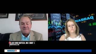 Black Bird Biontech, Inc.'s (OTCPink:BBBT) interview with Fabian G. Deneault, President