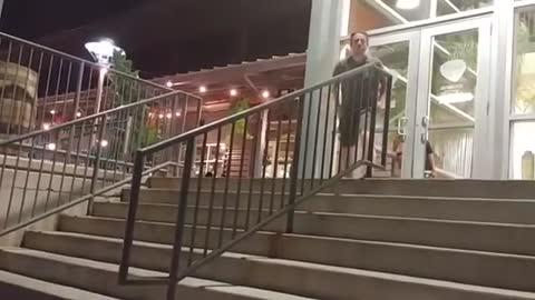 Rail Slide Fail