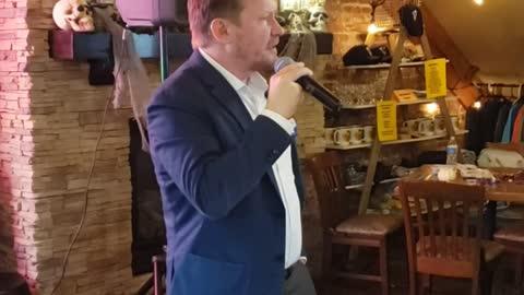 Crete Speech about Voter Fraud www.bobbypiton.com for US Senate