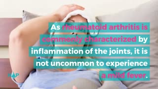Rheumatoid Arthritis And Common Signs Of Old Age