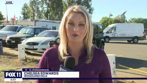 FOX11News: California Recall Voters Told They Already Voted In Woodland Hills