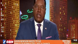Larry Elder on The Race for California Governor and the Newsom Recall