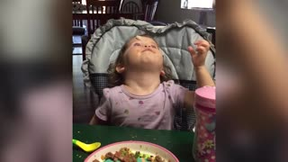 Baby Playing Funny Fails Video