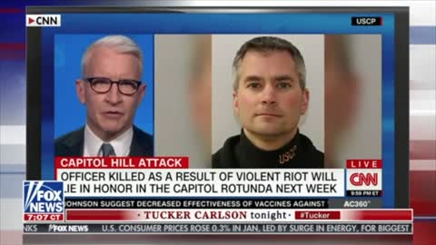 Jan 6 DC Capital Riot-Tucker Carlson There is still a lot we don't know