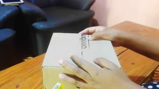 Unboxing face