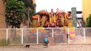 La dura realidad del turismo en Brasil