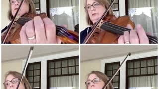 Great is Thy Faithfulness   Hymn for Viola in Four Parts