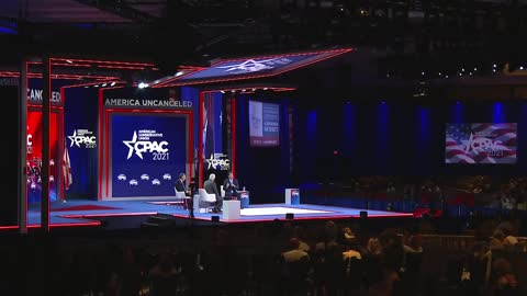 CPAC 2021- Quad Goal, Fighting Communist China from All Four Corners