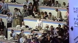 JFK Jr. First Major Speech