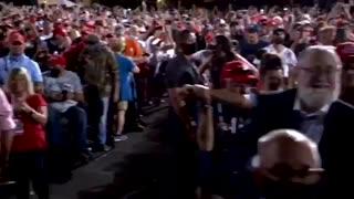 Trump Rally Georgia, Sept. 25